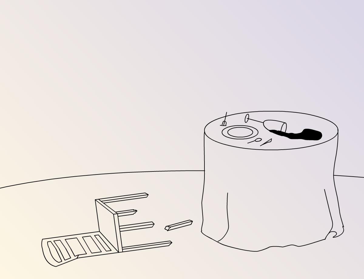 Illustrazione errori da evitare quando si effettua la tabella dei posti a sedere per la ricezione