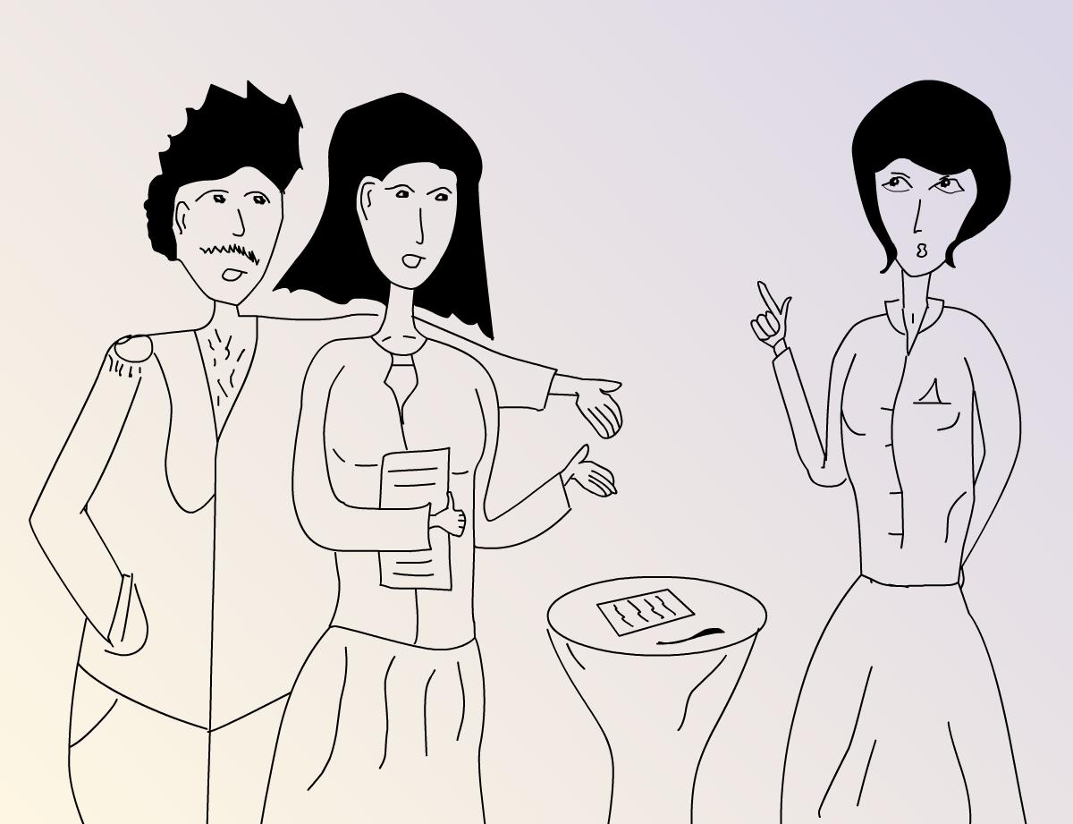 Иллюстрация 10 вопросов, которые вы должны задать перед бронированием места свадьбы