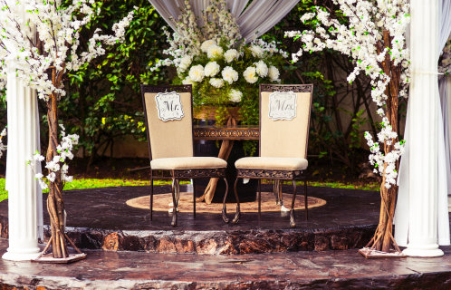 Wedding planner, Paris en Noces