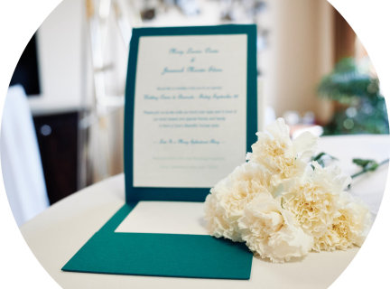 Invitations & Paper Goods, LAKE MARY INVITE