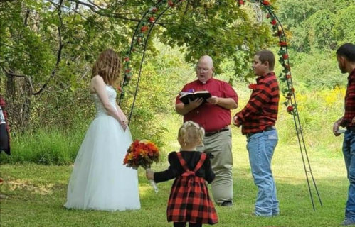 Officiant, Diakonos Independent Ministries of Maryland