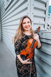 Band & Live Music, Anna Piotrowski, violinist