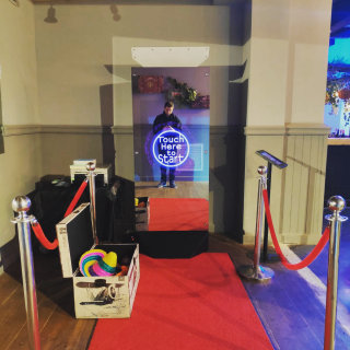 Photo Booth Rental, Mirror Majesty PhotoBooth