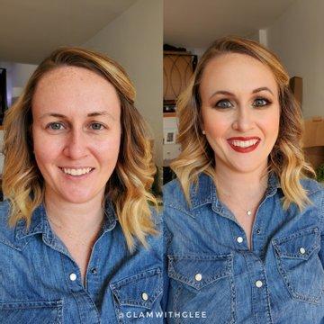Makeup, Glamwithglee